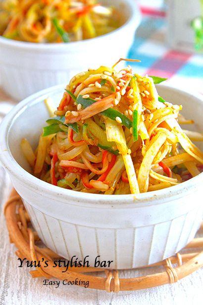 スピード度  ★★★★★難易度     ★調理時間    10min簡単節約スピードレシピ。またまた、節約&ダイエットの味方!「もやし」を使ったおつまみ副菜です♪どこのご家庭にもあるもので、ボウル一つで楽々クッキング~୧⃛(๑⃙⃘◡̈๑⃙⃘)୨⃛これ、も