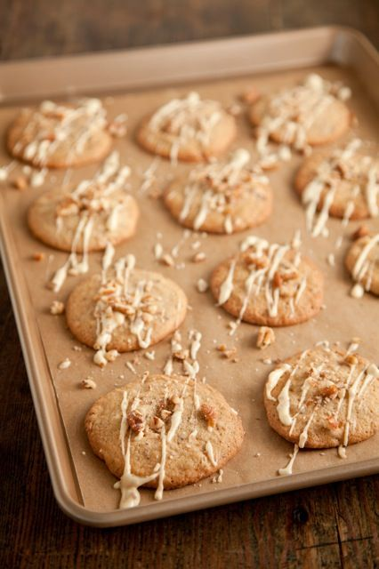 Perfectly Pecan Praline Cookies