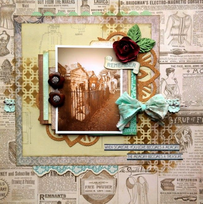 925 Best Images About Scrapbooking-Heritage Layouts On