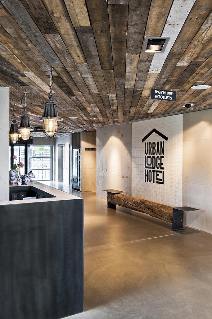 Fusion Interiors Group    Urban Lodge Hotel Amsterdam