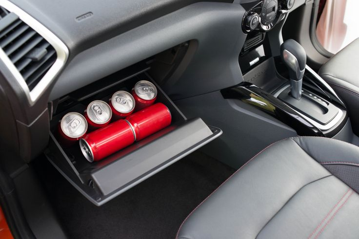 The Ford EcoSport has over 20 storage spaces, including a cooled glovebox that fits up to 6 cans - #EcoSportDrive - Follow the link to read my review http://jennievickers.wordpress.com/2014/03/25/ford-ecosport-review/ #EcoSport #EcoSportDrive #Ford #JennieVickers #Zeopard #CX #CustomerExperience
