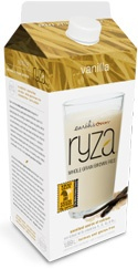 """If I could make my own rice milk I would, but Ryza does a pretty spectacular job - and they add no oil or sugar. Can't get much better for a packaged """"non-dairy"""" milk."""