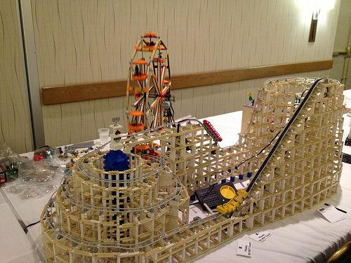 Marble Coster Wheels : Wooden toy roller coaster woodworking projects plans
