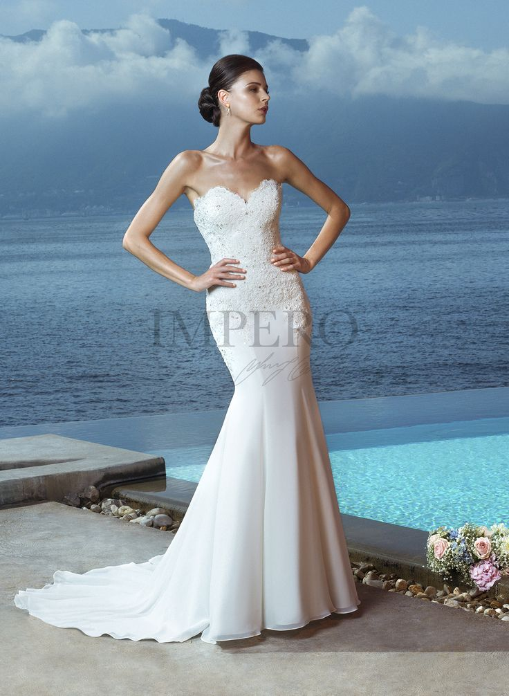 RACHELE  #sposa #abiti #dress #bride #bridal #wedding #2017 #impero #matrimonio #nozze