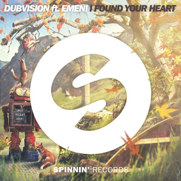 found your heart dubvision - Google Search