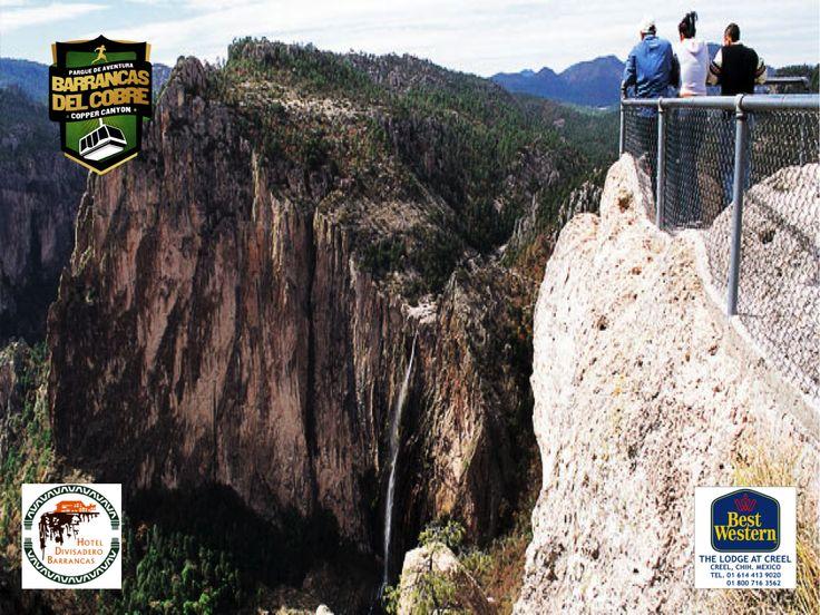 #barrancas #cobre #barrancasdelcobre #turismo#chihuahua#aventura#ciclismo BARRANCAS DEL COBRE te dice. Basaseachi es una población del estado mexicano de Chihuahua, y es uno de sus principales centros turísticos por estar localizada en las cercanías de la Cascada de Basaseachi. www.chihuahua.gob.mx/turismoweb