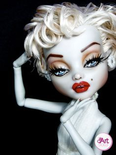 Marilyn Monroe Monster High