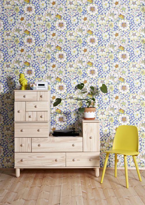 Wallpaper Decor Ideas 65 best decor: walls and wallpaper images on pinterest | wallpaper