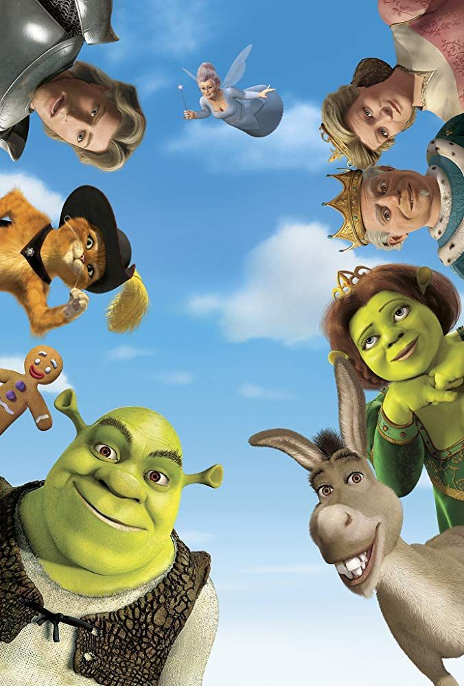 Shrek 2 2004 Never Gets Old You Know It S A Good Movie When Your Kid S Want To Watch It Shrek Fiona Shrek Animated Movies