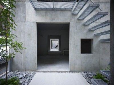 House in Koamicho - Minimalissimo