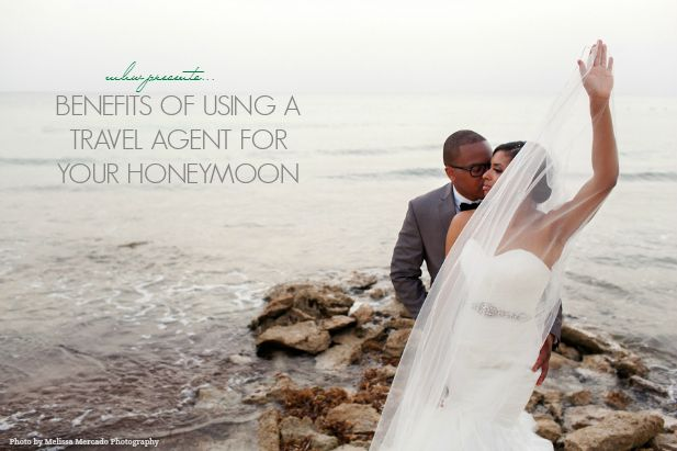 From destination ideas to the insight scoop on hotel perks, a travel agent can be super useful for honeymoon planning