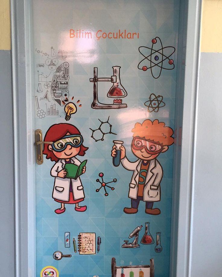 Okul kapı giydirmelerimizden görseller