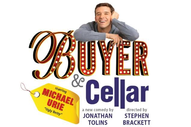 """Gruubi • Play LGBTQ Events Calendar 12th Feb- 13th April 2014  BUYER and CELLAR: An outrageous comedy about the oddest of odd jobs: """"an underemployed Los Angeles actor going to work in Barbra Streisand's Malibu basement."""" -NYT  http://www.gruubi.com/play/event/buyer-and-cellar/"""