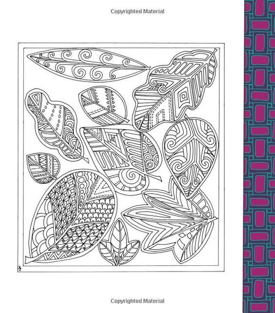 Color Me Fearless Nearly 100 Coloring Templates To Boost Strength And Courage