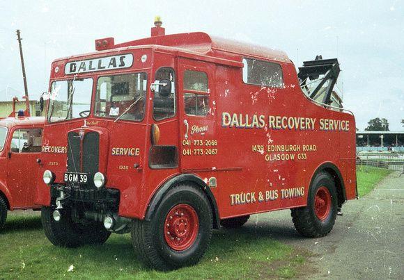 AEC-Tow Wrecker Truck (UK)