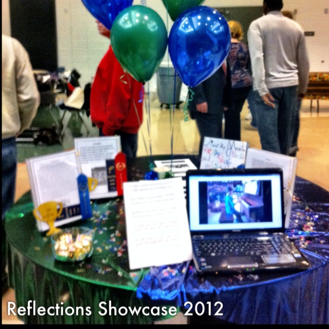 PTA Reflections Showcase 2012