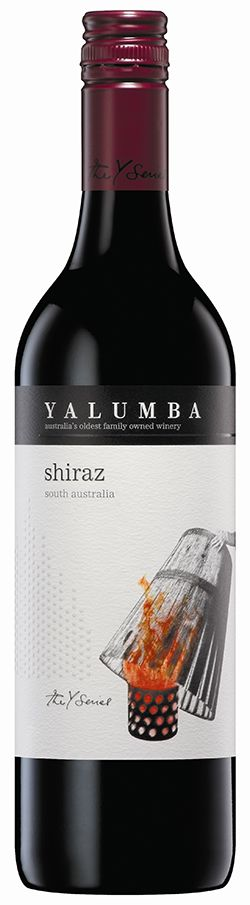 Yalumba Y Series Shiraz South Australia wine