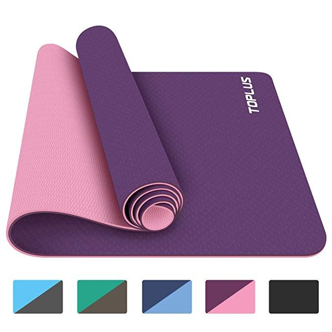 For Eva And Camila 29 Yoga Mat For Yoga Classes At Becker Yoga Mats Best Mat Exercises Floor Workouts