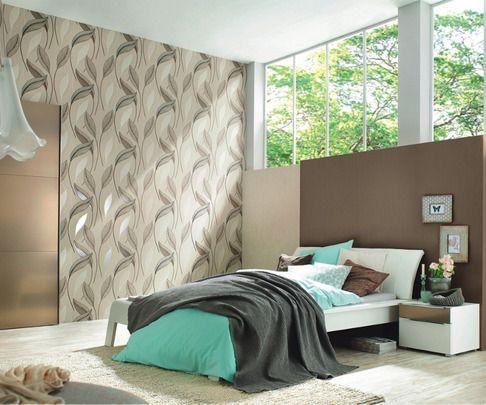 PAPEL PINTADO PLAISIR 455038. ¡¡¡Catálogo de papel pintado para pared Plaisir 2014 a tan sólo 32 EUROS!!! Ideales para decorar dormitorios y salones.