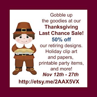What's in the Candy Box: Our Thanksgiving Last Chance Sale for Retiring Des...