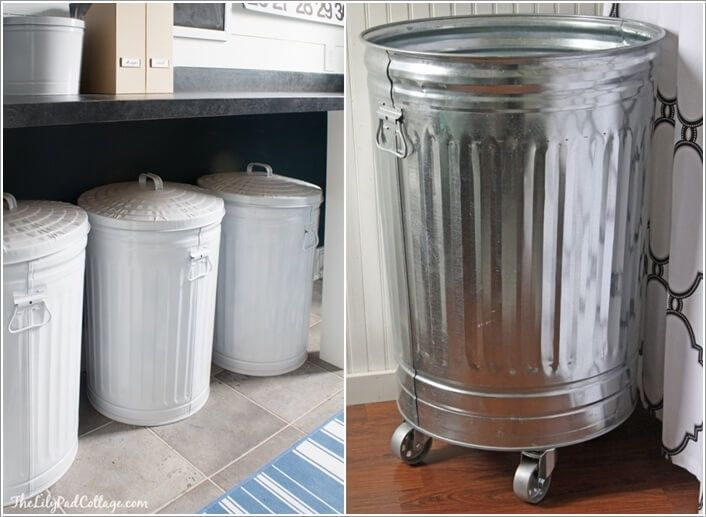 10 Cool Clothes Hamper Ideas For Your Laundry Room 2 In 2019
