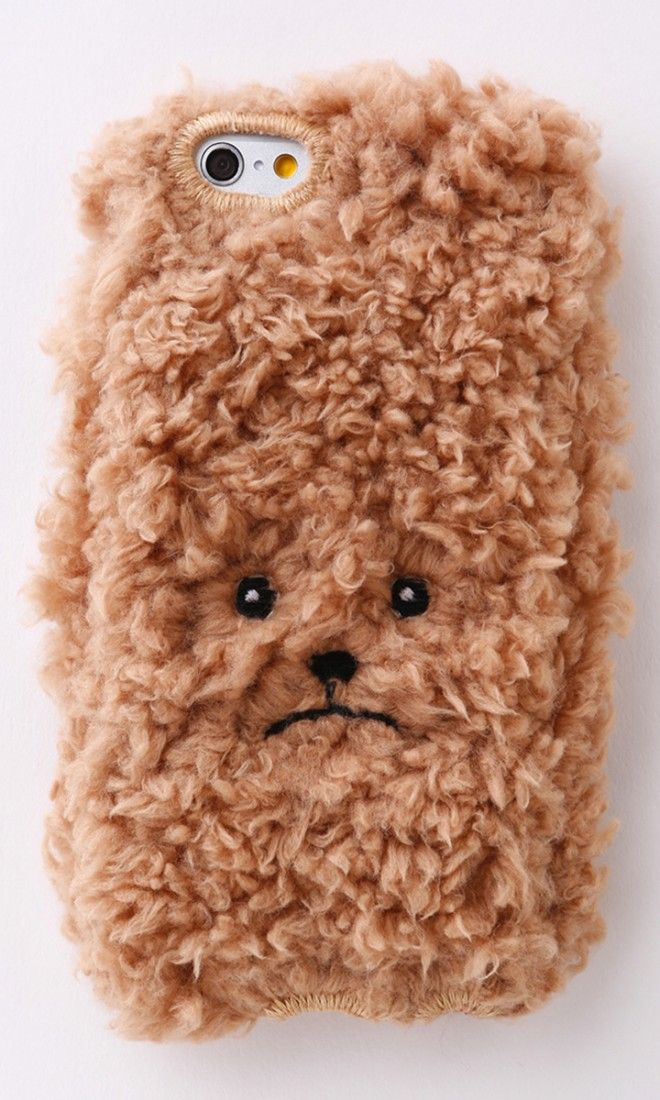 Adorbalepoodle iphone cover to fit snuggly around your phone.