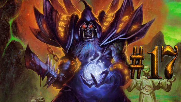 Hearthstone: Warlock - Twilight Nightmare Recall (Wild #16)