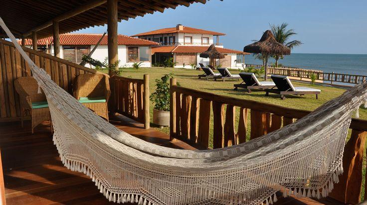 Vila Selvagem a Fortim Brasile | Splendia - http://pinterest.com/splendia/
