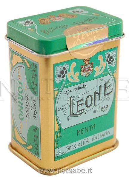 Pastiglie Leone, nate ad Alba 150 anni fa.