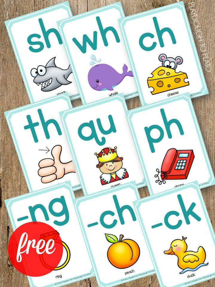 FREE digraph posters and playing dice. Awesome way to help kids learn those tricky digraph sounds. These would be great for guided reading groups or whole class instruction.