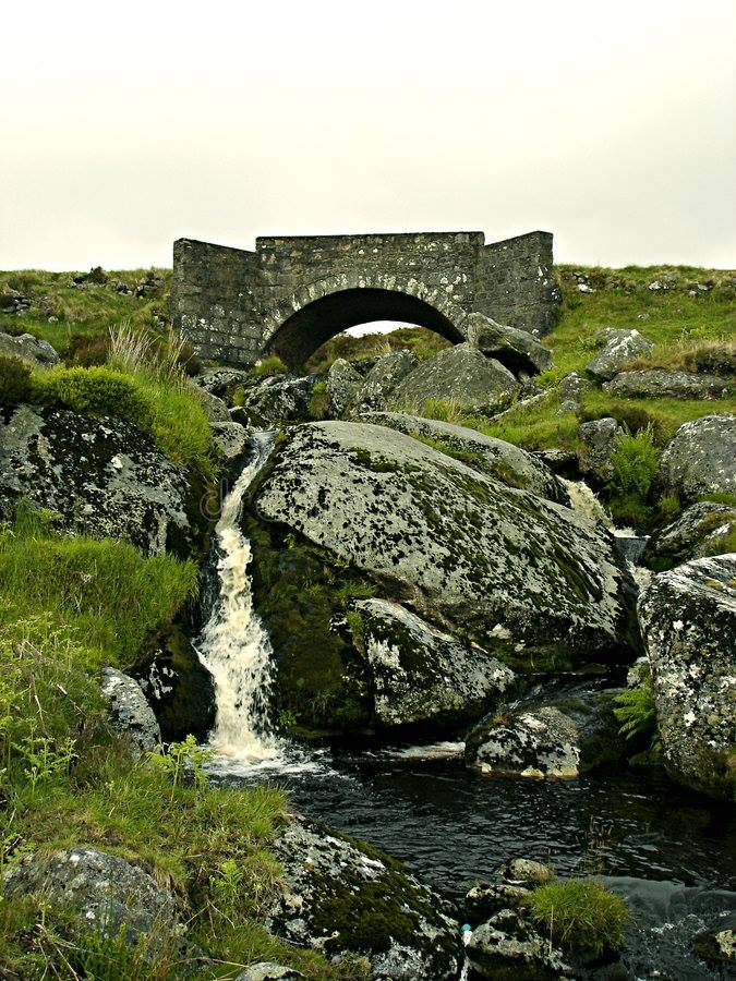 Stone Bridge, Sally Gap, Wicklow, Ireland