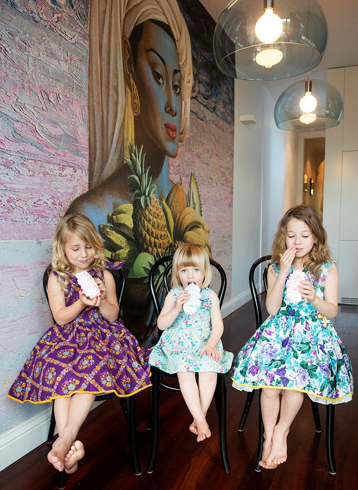 Little Ladies Play Date | Rock Your Baby summer 15