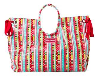 Lou Harvey - Beach Bag - Large - Ribbons