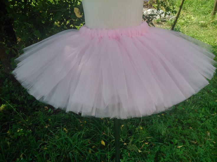 Pink tutu - baby tutu – girl tutu – birthday tutu – fluffy tutu – full tutu– teen tutu – tutu skirt by Belletutus on Etsy