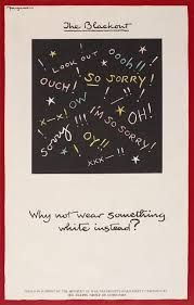 1940s blackout poster - Google Search