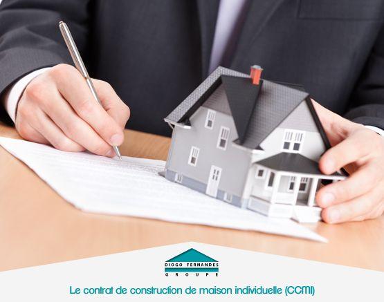 Inspirational Le contrat de construction de maison individuelle CCMI http