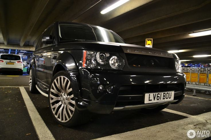 Land Rover Range Rover Sport Supercharged Project Kahn RS600 Cosworth 8