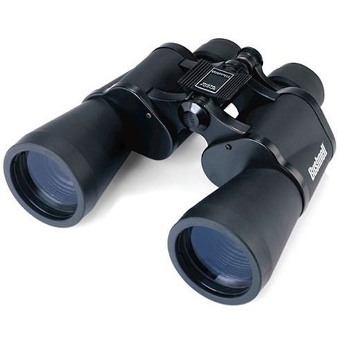 Binocular Hunting Vintage Night Vision 10 x 50mm Coated Optics Telescope Black #Bushnell