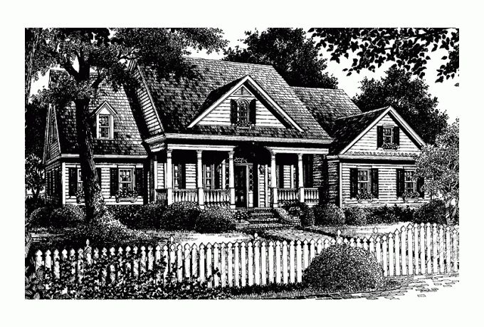 Pin by melinda foster on house plans pinterest for Historic southern house plans