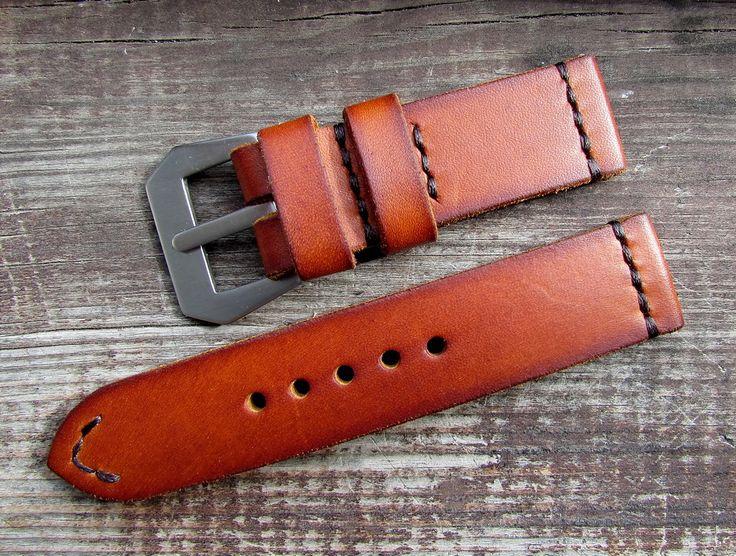 Difues Leather Panerai watch strap