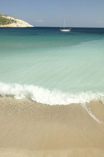 Donoussa island, Cyclades, Greece