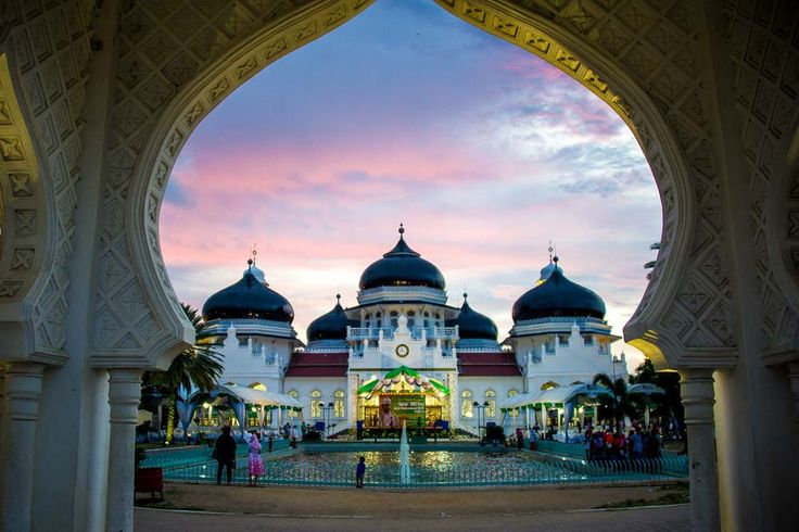 All the history about religions in Indonesia