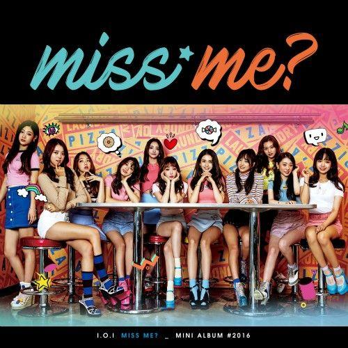 East Asia Addict: [CD] I.O.I – miss me? (2nd Mini Album)