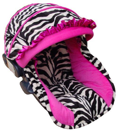 zebra carrier
