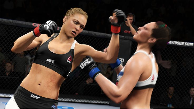 http://intimate-tunes.com/the-philadelphia-story.html Zorine takes real-life MMA training for a spin in the virtual ring.