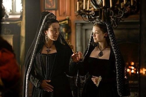 relationship between catherine of aragon and charles