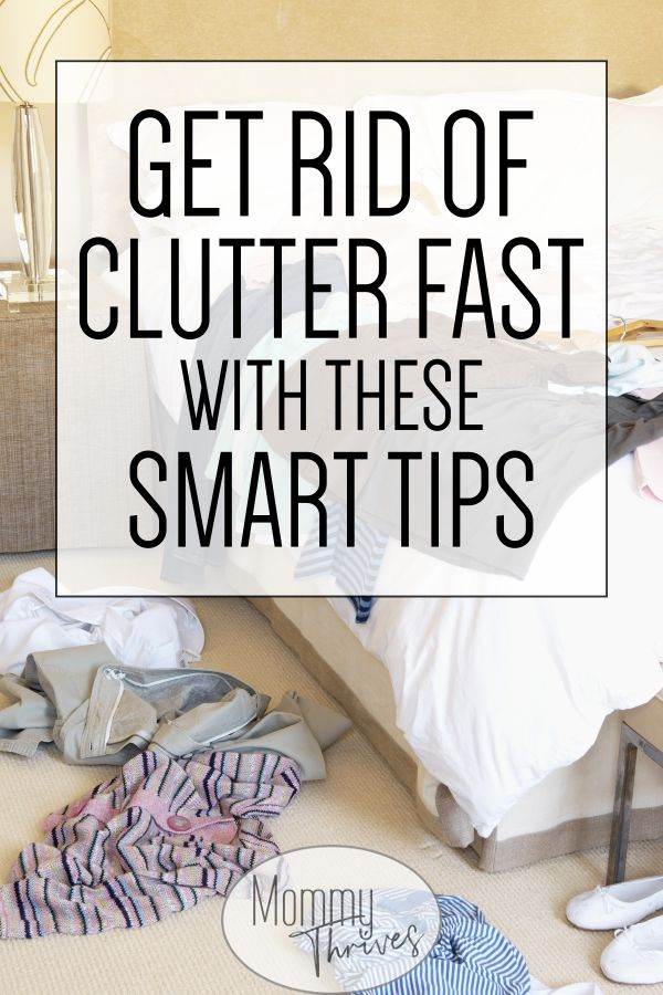 How To Declutter Your Home Fast Declutter Your Home