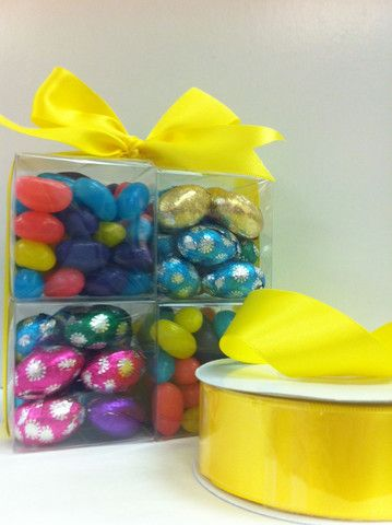Cute DIY packaging for your Easter treats