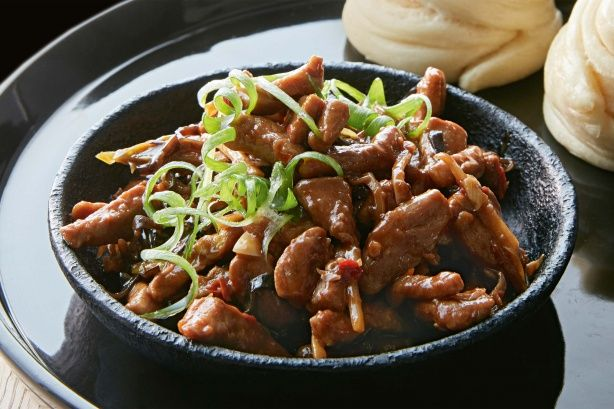 Sichuan pork - The Chinese Moon Festival is the perfect occasion for a sensational dinner!