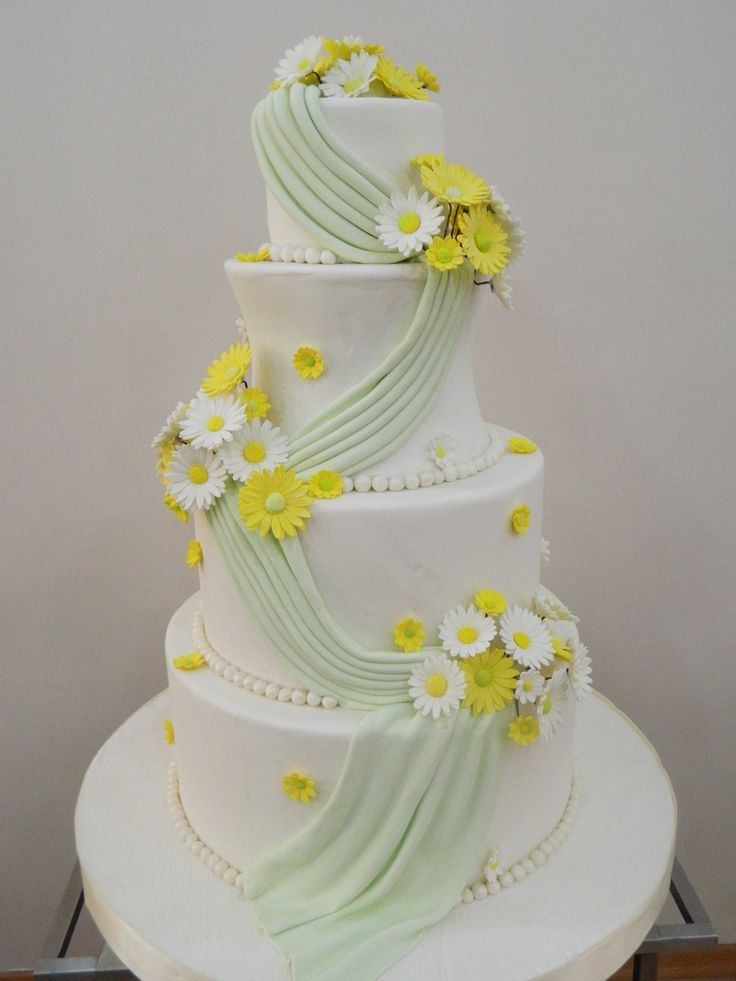 kır düğünü pastası-wedding cake